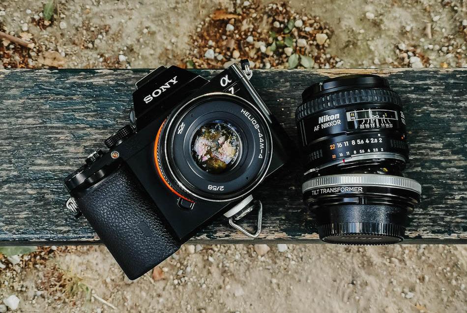 obiektywy manualne fotograf warszawa