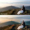 Before After 4 Lightroom Profile Filmowa miłość