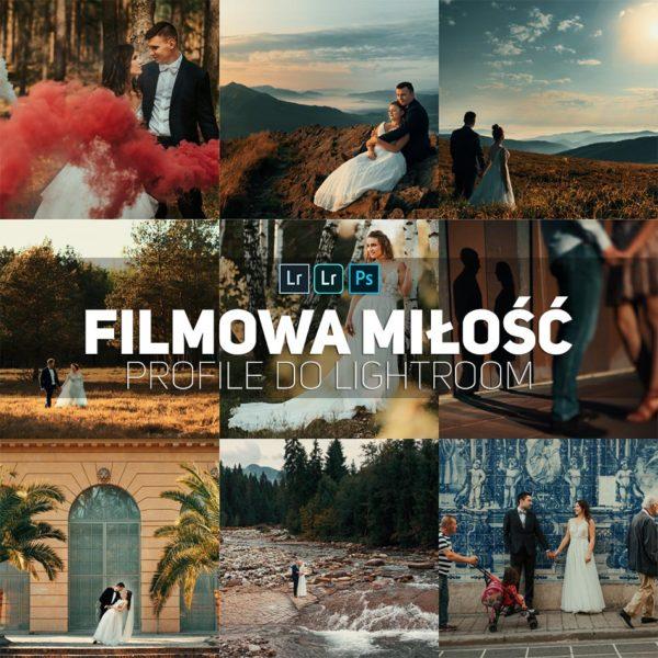 Lightroom Profile Filmowa miłość