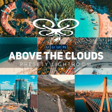 Above The Clouds Lightroom Presets Presety DJI Dron Fotografia lotnicza z drona