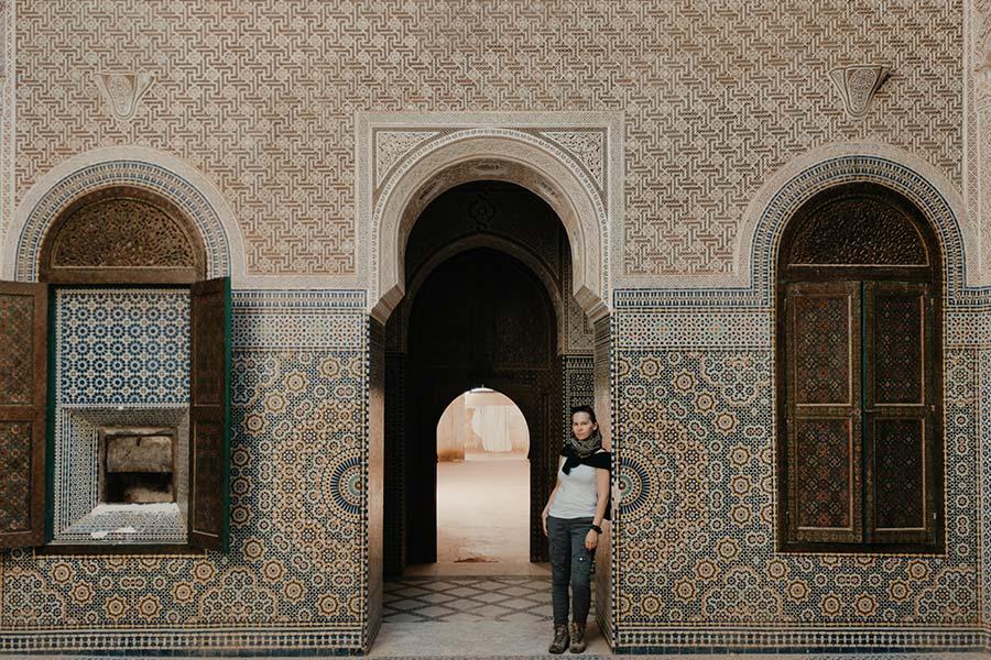 old town maroko