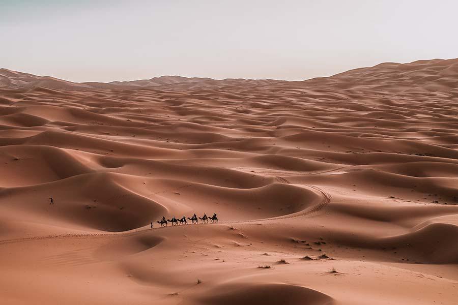 piaski pustyni preset lightroom cc
