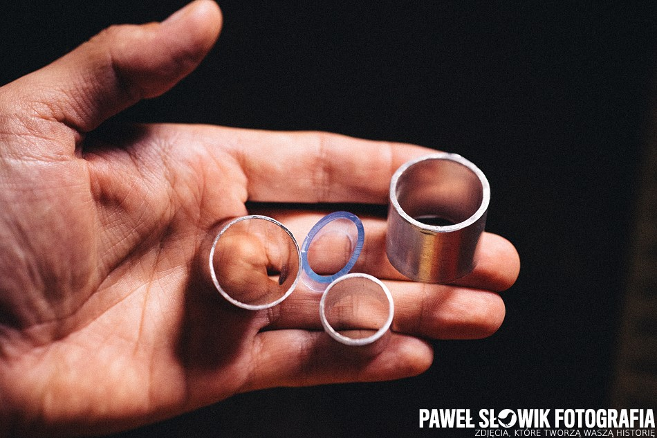 Technika fotografowania Słoneczny pierścień