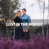 lost in the forest preset rustykalny boho