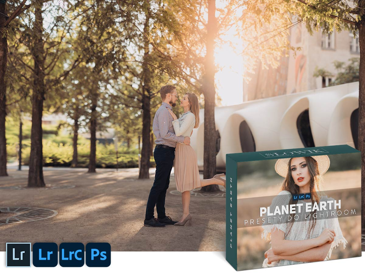 rustykalne boho presety lightroom photoshop