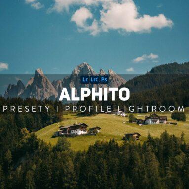alphito presety i profile lightroom Wakacje Alpy Góry Zdjęcia z telefonu