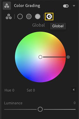 global color wheel lr desktop