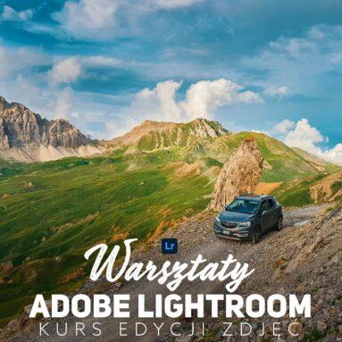 szkolenie on line lightroom