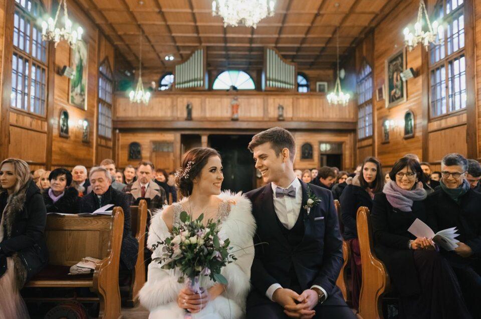 presety ślubne